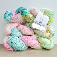 Cool Wool hand dyed
